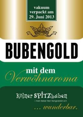 Bubengold